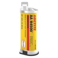 LOCTITE AA H4500 METHACRYLATE Adhesive - 50 ML Dual Cartridge - B/A - IDH:2061020
