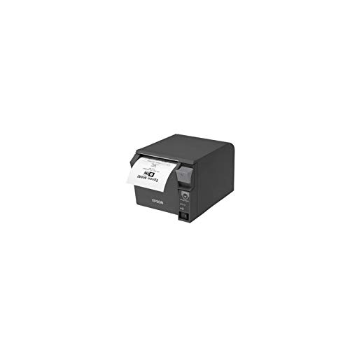Epson TM-T70II (025C0) Térmico POS Printer 180 x 180 dpi - Terminal de Punto de Venta (Térmico, POS Printer, 250 mm/s, 180 x 180 dpi, Negro, 360000 h)