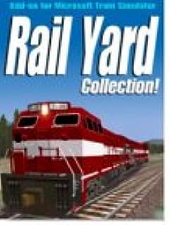 Rail Yard Collection: add-on for Microsoft Train Simulator