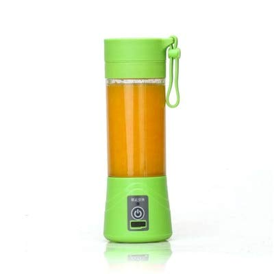 Electrical Fruit - Usb Electric Fruit Juicer Machine Mini Portable Rechargeable Smoothie Maker Blender Shake Take Juice - Cute Professional Light Cutter Electrical Best Chefs Basting Bask