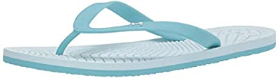 Under Armour Women's Atlantic Dune T Flip-Flop, Rift Blue (400)/Blue Haze, 6