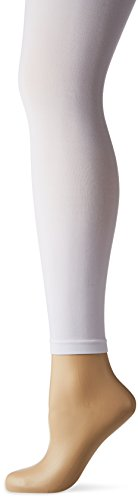 Wear Moi Div60 Collant Fille, Blanc, FR : 6 (Taille Fabricant : 6-8 Ans)