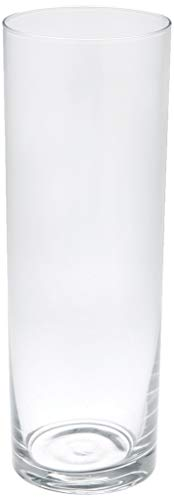 Dkristal Asturias Vaso para Combinados, 0.4 L, Cristal, 5.8x5.8x16.3 cm, 6 Unidades