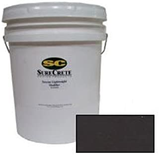 Amazoncom Stamped Concrete Powder Release Agent Charcoal Color