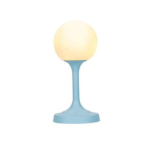 HELELELELE LED-bureaulamp, 7 kleurtemperaturen, touch-bediening, kunststof, voor studio, lezen, 5 stuks
