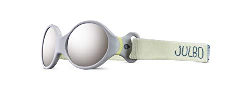 Julbo Loop S Sunglasses: Gray/Yellow Frame with Spectron 4 Baby Lenses