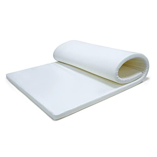 ALX-Dec Colchón de Espuma de Alta resiliencia, ventilación y circulación, fácil de Quitar y Lavar