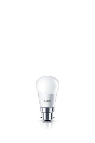 PHILIPS Ampoule LED sphérique 5,5W-40W B22, blanc chaud, intensité variable - L'unité
