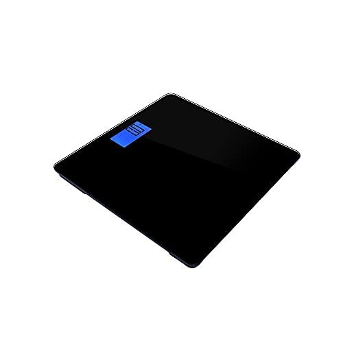 Cuarto de baño Peso corporal Peso de alta precisión Escala de peso inteligente Retroiluminación SOLICITUD Muestra de salud humana Escala de grasa corporal con fácil leído Retroiluminado LED Robado de