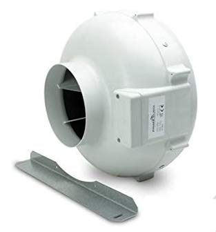 Prima Klima-Extractor 160 mm-Cablé 800m3/h