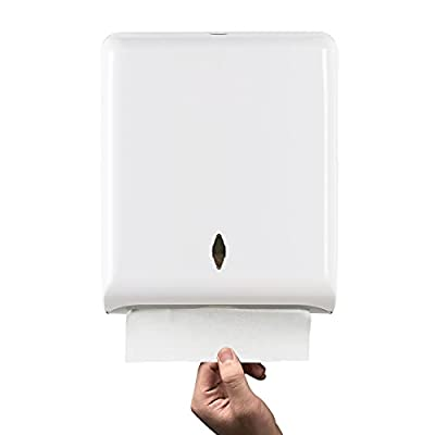 Amazon - 50% Off on Paper Towel Dispenser Wall Mount Countertop Multifold Holder