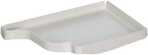 AMERIMAX HOME PRODUCTS 27006 5-Inch Aluminum Right End Cap, White by Amerimax Home Products