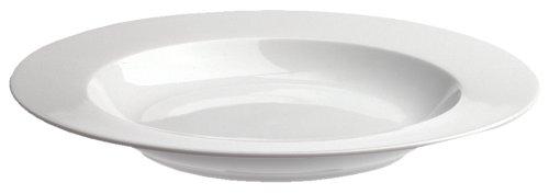 Revol 615335 Alaska Assiette Creuse Porcelaine Blanc 4 cm