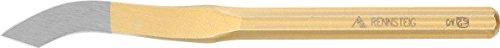 Rennsteig 392 003 0 Nutenmeißel poliert 3mm, 3 mm