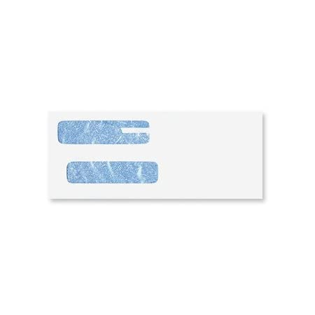 EGP Security Lined Double Window Envelope 8 7//8 x 4 1//8 500 Count