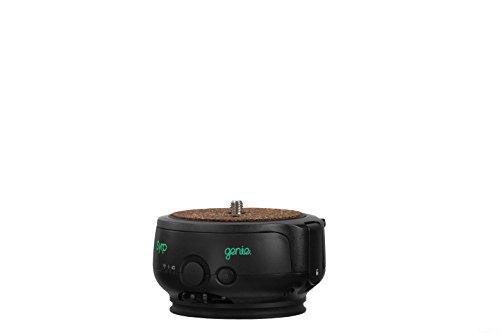 Syrp Genie II Linear Motion Control, Timelapse, Video, Drahtlos, App zur Fernsteuerung, WiFi, USB-Port, Integrierter Joystick, Kameraverschluss-Steuerung/Camera Shutter Control, für DSLR, Video Kamera