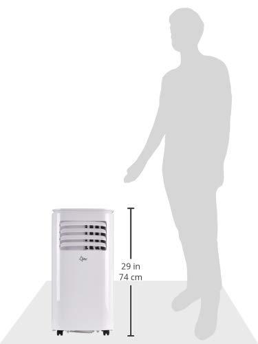 SUNTEC Climatiseur Mobile IMPULS Eco R290-7000/9000 /12000 BTU Climatiseur Portables, Ventilateur,...