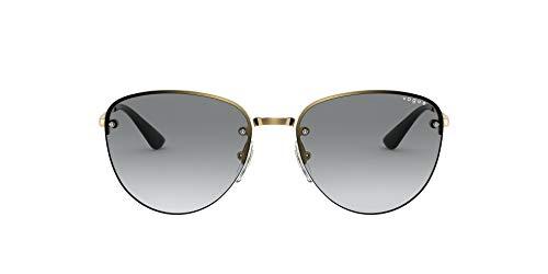 Vogue Gafas de Sol VO 4156S Gold/Grey Shaded 55/16/135 mujer