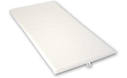 Best For You Topper Visco Auflage Kern 4 cm mit Bezug in vielen Größen (80x160)