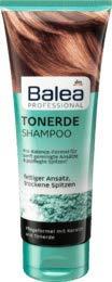 Balea Professional Shampoo Tonerde, 1 x 250 ml