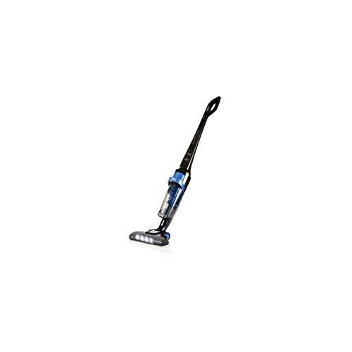 Domo DO221SV Elektrischer Besen ohne Beutel Schwarz, Blau 1 l