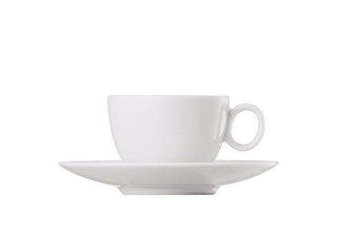 Thomas' Trend - 6 x Espressotasse 2-TLG, 0,08 l, Weiß