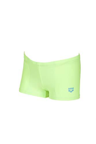 ARENA Jungen Sonnenschutz Badehose Uv, Shiny Green, 110
