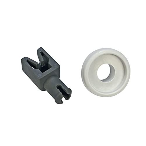 Rueda para lavavajillas de cesto superior Electrolux AEG Privilege ATAG Husqvarna 405503972 4055039723 405503972/3