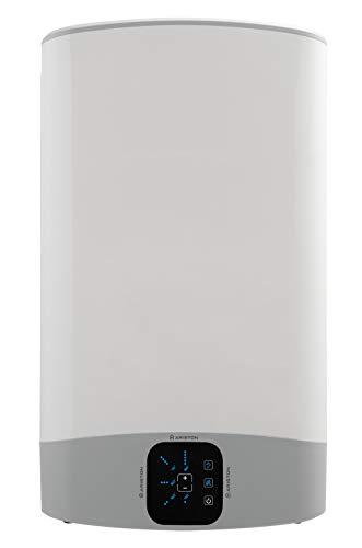 Ariston, Velis Wifi, Termo Eléctrico, Capacidad 100 Litros, 230 V, 3626329, Fabricado para ser instalado en España