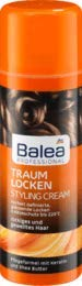 Balea Professional Styling Cream Traumlocken, 1 x 150 ml