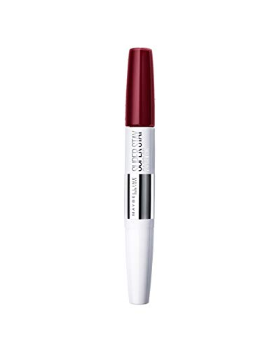 Maybelline New York Lippenstift, Super Stay 24H, Flüssig und langanhaltend, Nr. 510 Red Passion, 5g