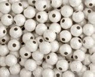 6mm Round Stardust Bead, Bead, Bead, Silber, Pack of 10 B077SW473J  Für Ihre Wahl d0d62e