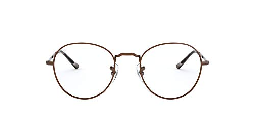 Ray-Ban Round Metal II Gafas de lectura, 3074, 51 Unisex Adulto