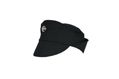 Star Wars Imperial Officer CAP Hat Wear Costume Black Grey Green Color/size (M, Black)