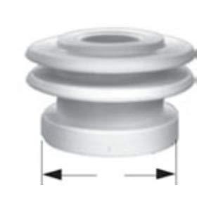 Lippendichtung zu Urinal Einlaufgarnitur OTTO HAAS W-Nr. 6029