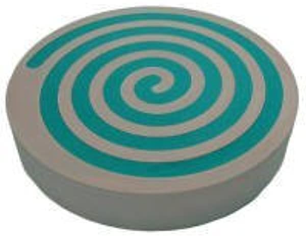 Azenta Products 42702 2 Hour Spiral 2 Hour Powder Incense Stone Burner