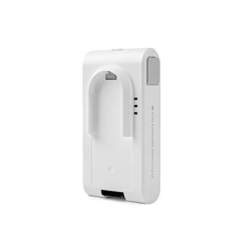 eufy HomeVac Lithium-Ion Akku-Set, Austauschbare Batterie für HomeVac S11 Go & S11 Infinity, in Weiß