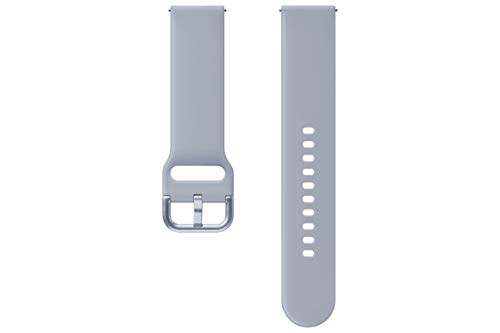 Samsung Galaxy Watch Active2 Sport Band, argento