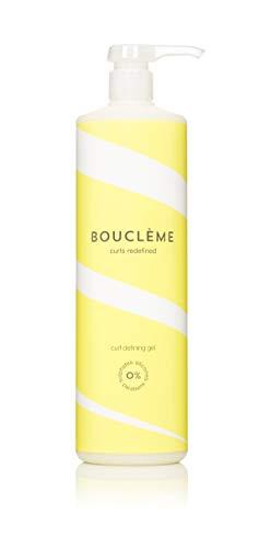 BouclémeBoucleme Curl Defining Gel – Cuidado del cabello natural sin silicona, ,  1 liter, ,, 1.00[set de ]