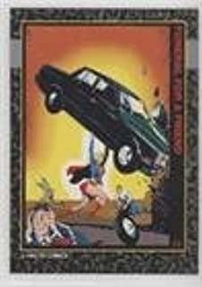Funeral for a Friend (Trading Card) 1992 SkyBox Doomsday: The Death of Superman - Funeral for a Friend #C3
