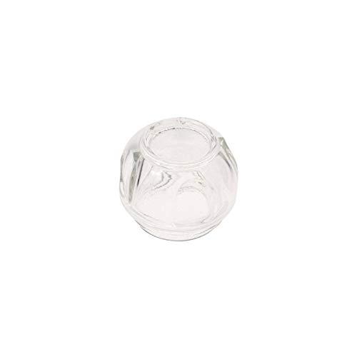 AEG Electrolux Kalotte, Lampenkalotte Glas-Abdeckung für den Backofen - Nr.: 387937690, 3879376907 ersetzt 319256002