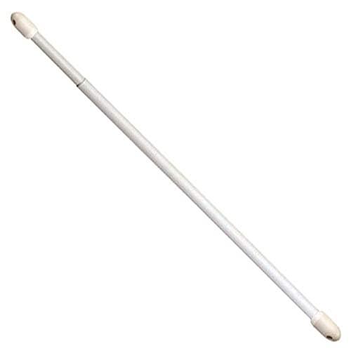 RIEL CHYC 5431260 Portavisillos Extensible Oval Blanco 60-80 cm. (2 Piezas)