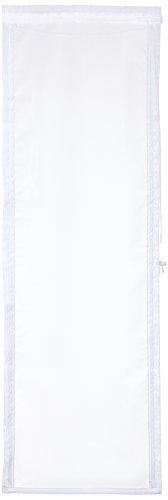 Home Fashion 69941–101 Store Bateau en Voile Blanc 140 x 45 cm