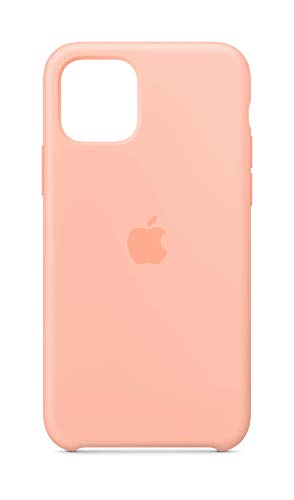 Apple Silicone Case (for iPhone 11 Pro) - Grapefruit