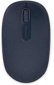 Microsoft – Wireless Mobile Mouse 1850 Azul oscuro