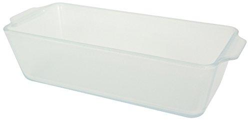 アデリア 耐熱ガラス パウンド型 800ml こびりつきにくい容器 セラベイク パウンドケーキM 電子レンジ・オーブン対応 K-9430
