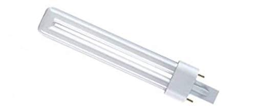 Osram Dulux S Energiesparlampe, G23-Sockel, 7 Watt, Warmweiß - 2700K