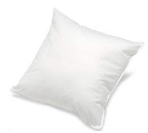 EXKLUSIV HEIMTEXTIL Cojín de relleno (40 x 40 cm), color blanco