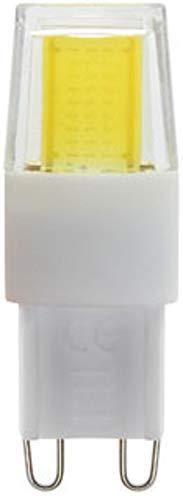 Lampadina LED G9 COB 1505, 7 Watt, luce bianca fredda, dimmerabile, 220 V