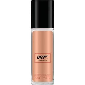 James Bond 007 For Women 2 Deospray 75 ml